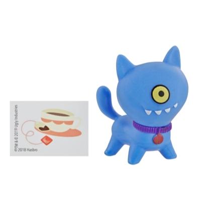 UglyDolls Más que feos - Minifiguras - Serie 1, 4 accesorios