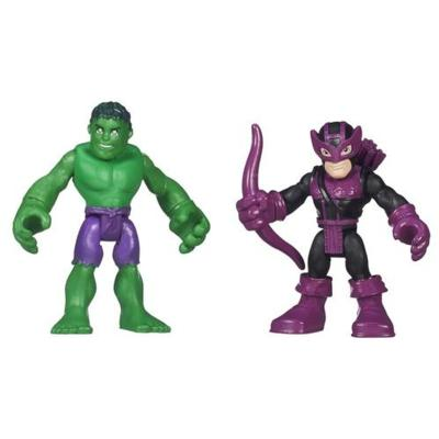 2 PACK: HULK Y MARVELS HAWKEYE