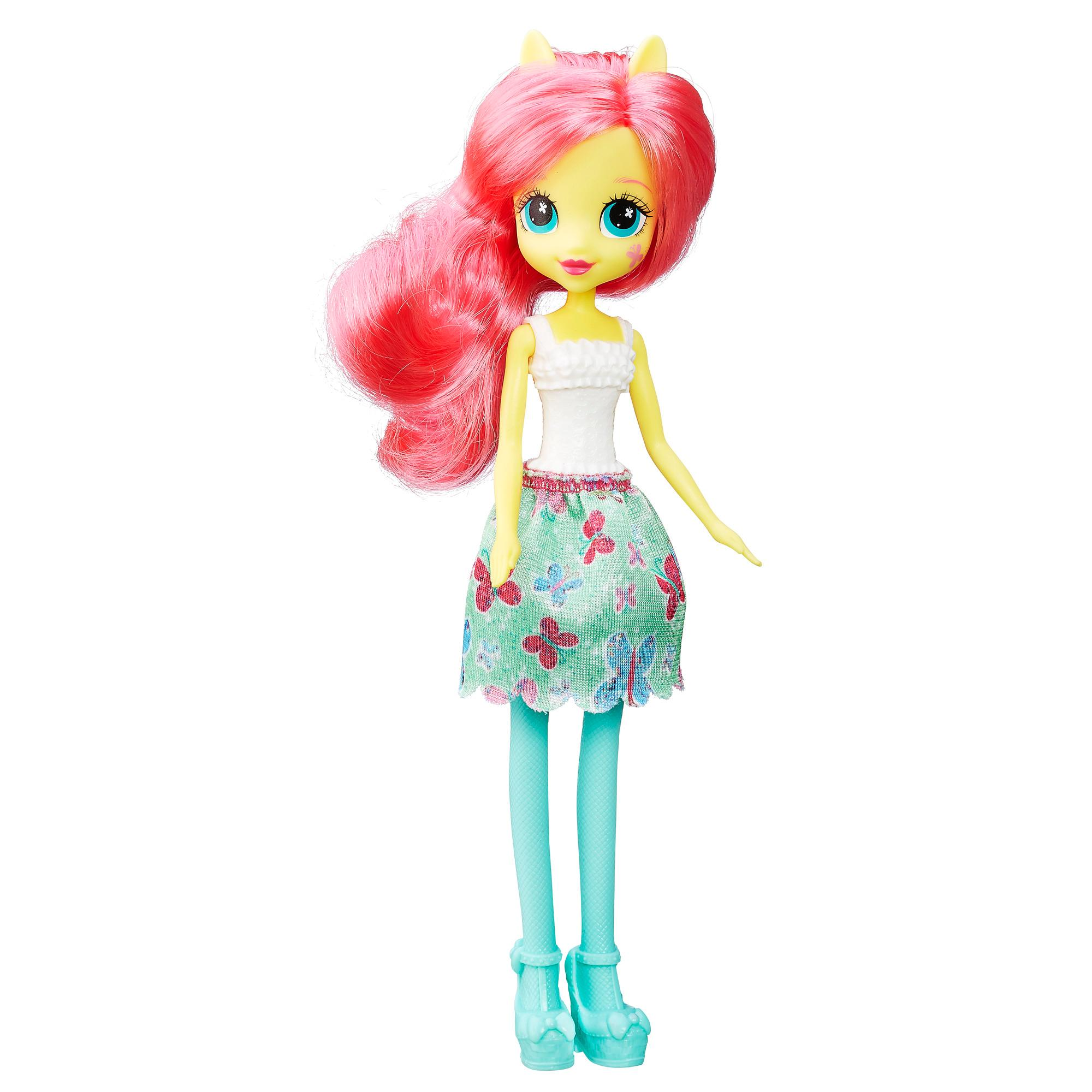 My Little Pony Equestria Girls Fluttershy Basic Doll