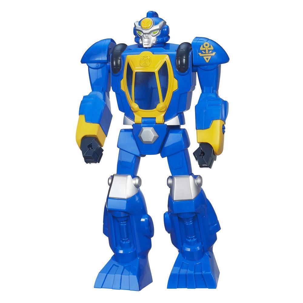 Playskool Transformers Rescue Bots High Tide Figure