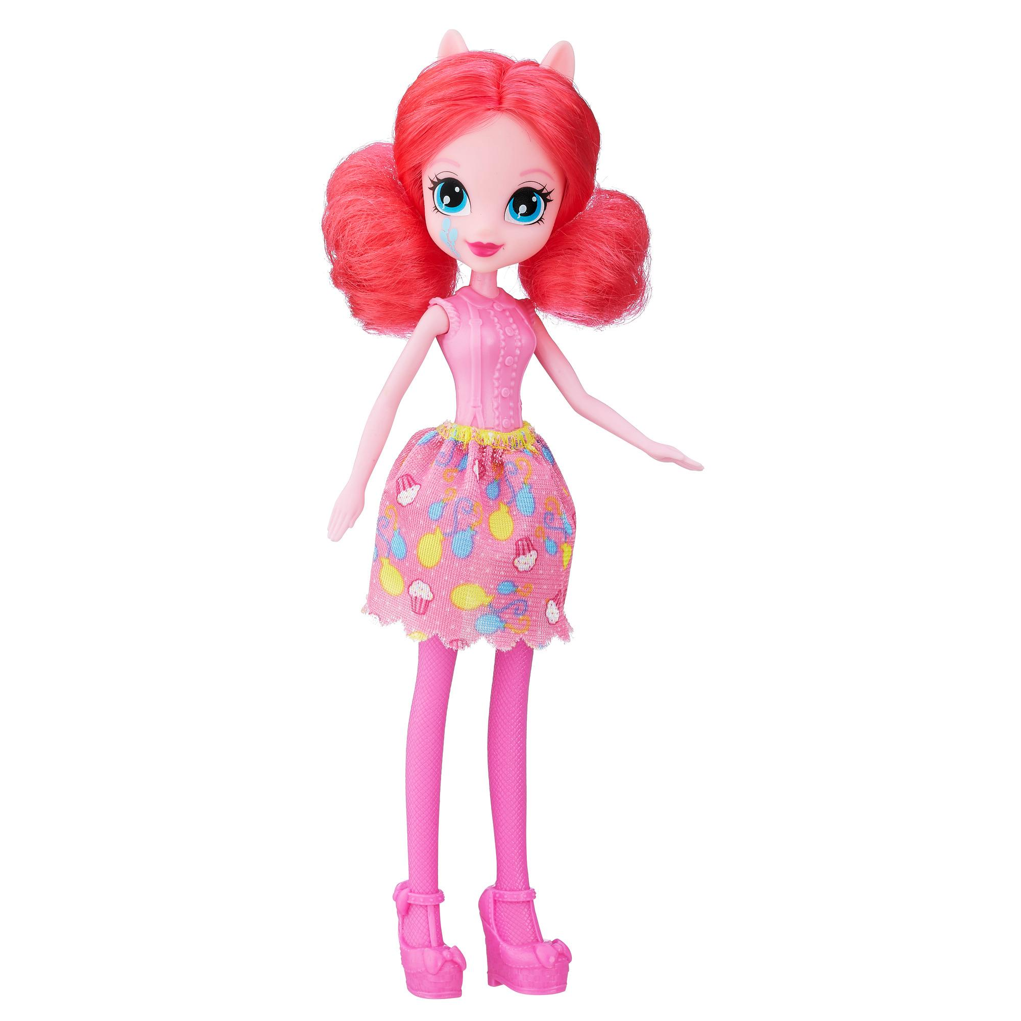 My Little Pony Equestria Girls Pinkie Pie Basic Doll