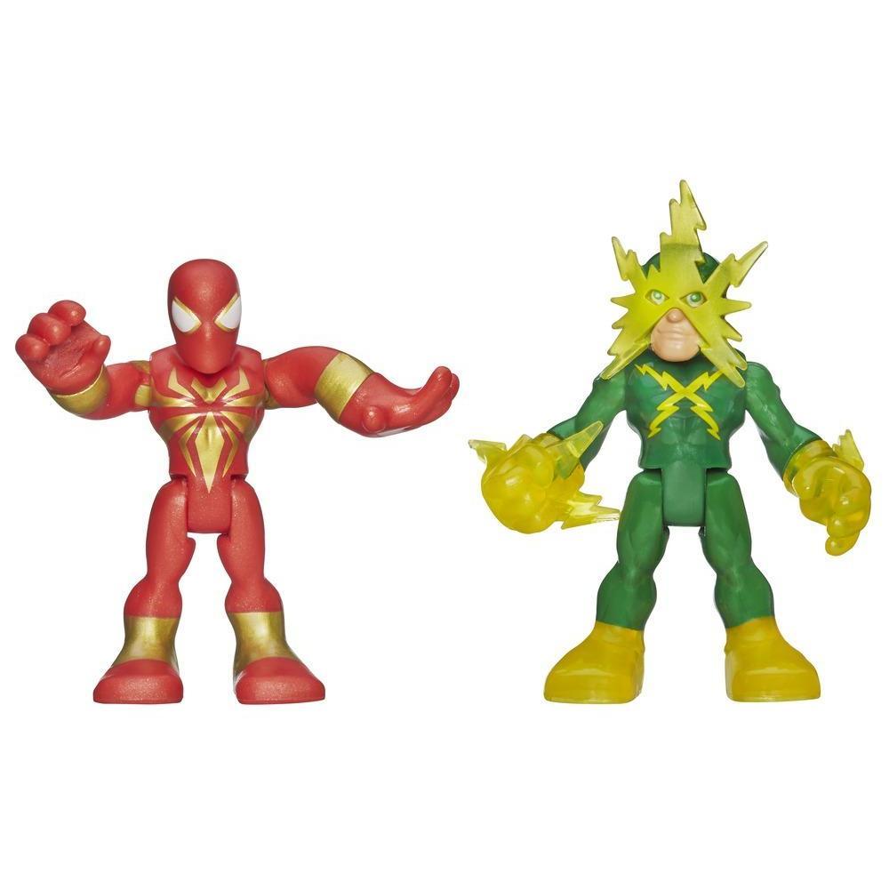 Pack Dos Figuras SPIDER MAN Y ELECTRO