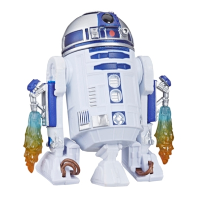 Star Wars Galaxy of Adventures - Figura de R2-D2 y minihistorieta