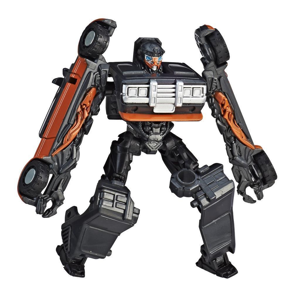 Transformers: Bumblebee - Figura de Autobot Hot Rod Energon Igniters Serie Veloz
