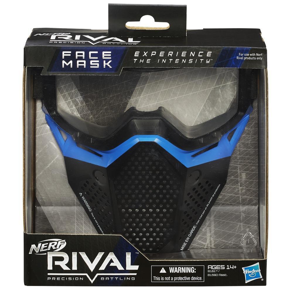 Nerf Rival Máscara Azul