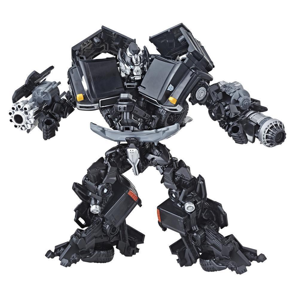 Transformers Studio Series 14 - Ironhide clase viajero Película 1