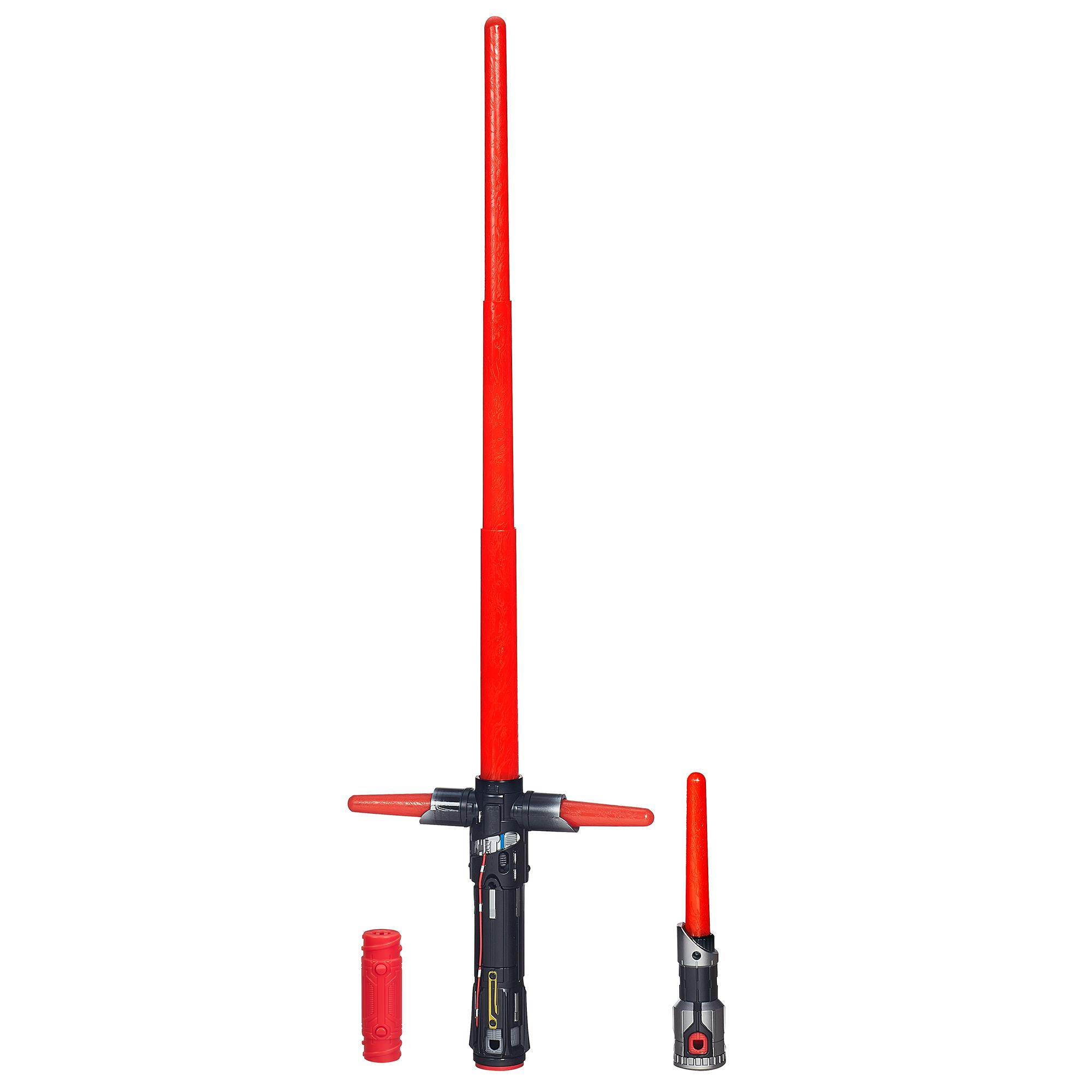 Star Wars The Force Awakens Sable de Luz electrónico de lujo de Kylo Ren