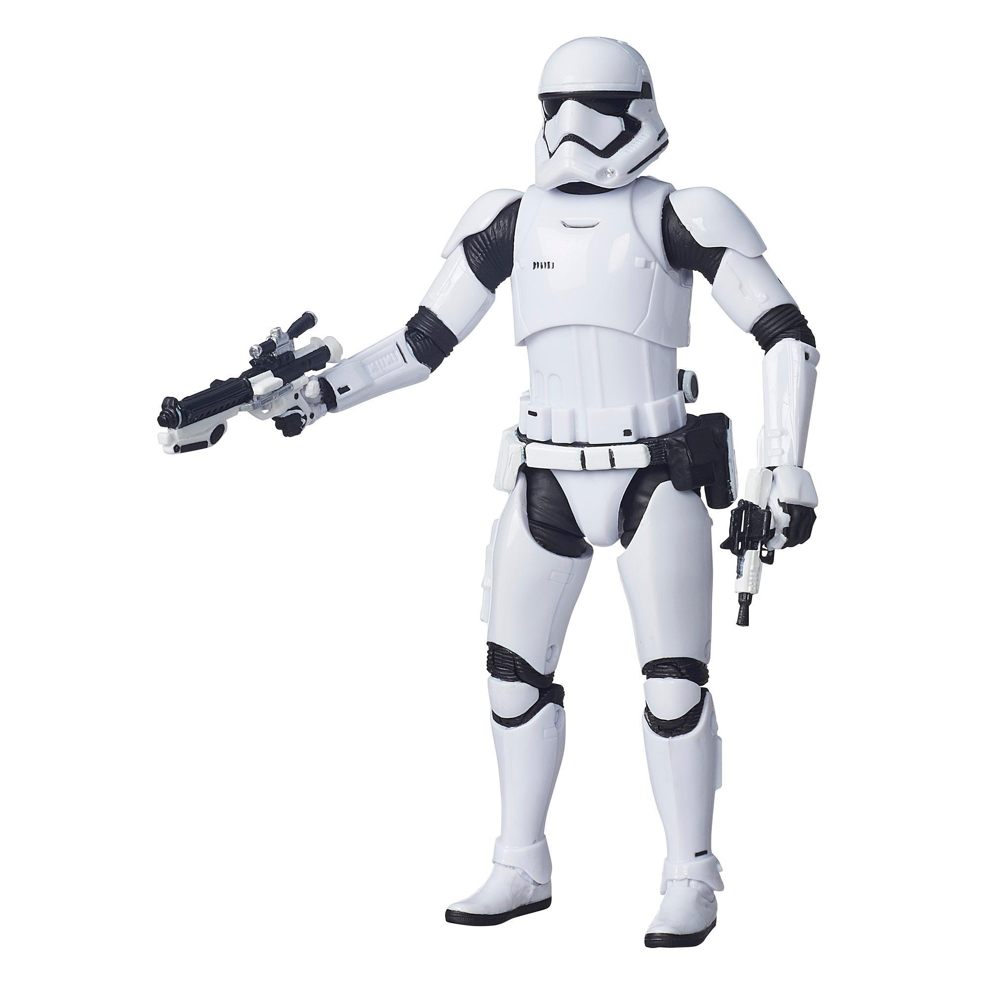 Star Wars The Black Series Stormtrooper de la Primera Orden de 15 cm (6 in)