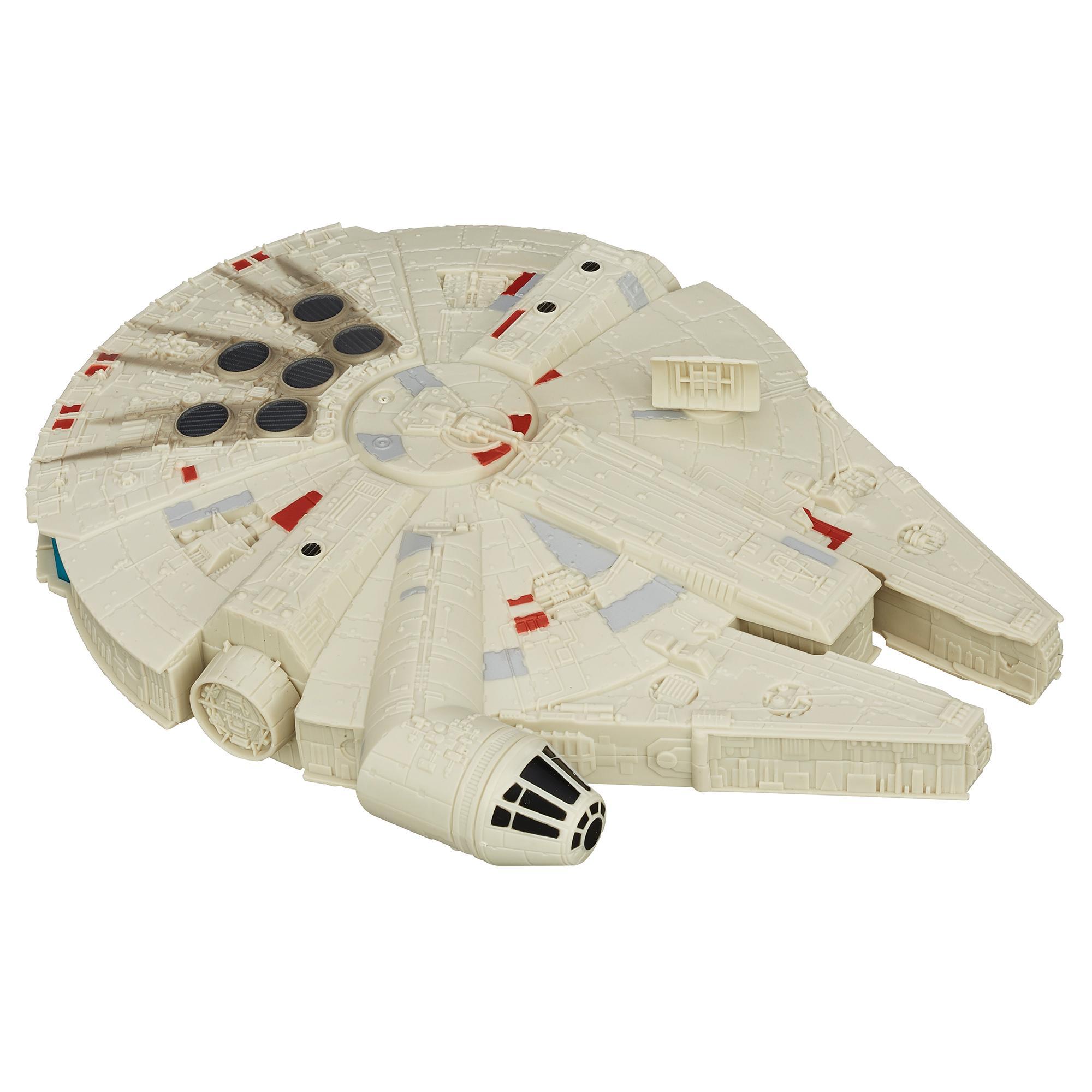 Star Wars The Force Awakens Value Millennium Falcon