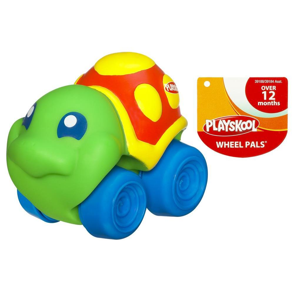 PLAYSKOOL WHEEL PALS Turtle