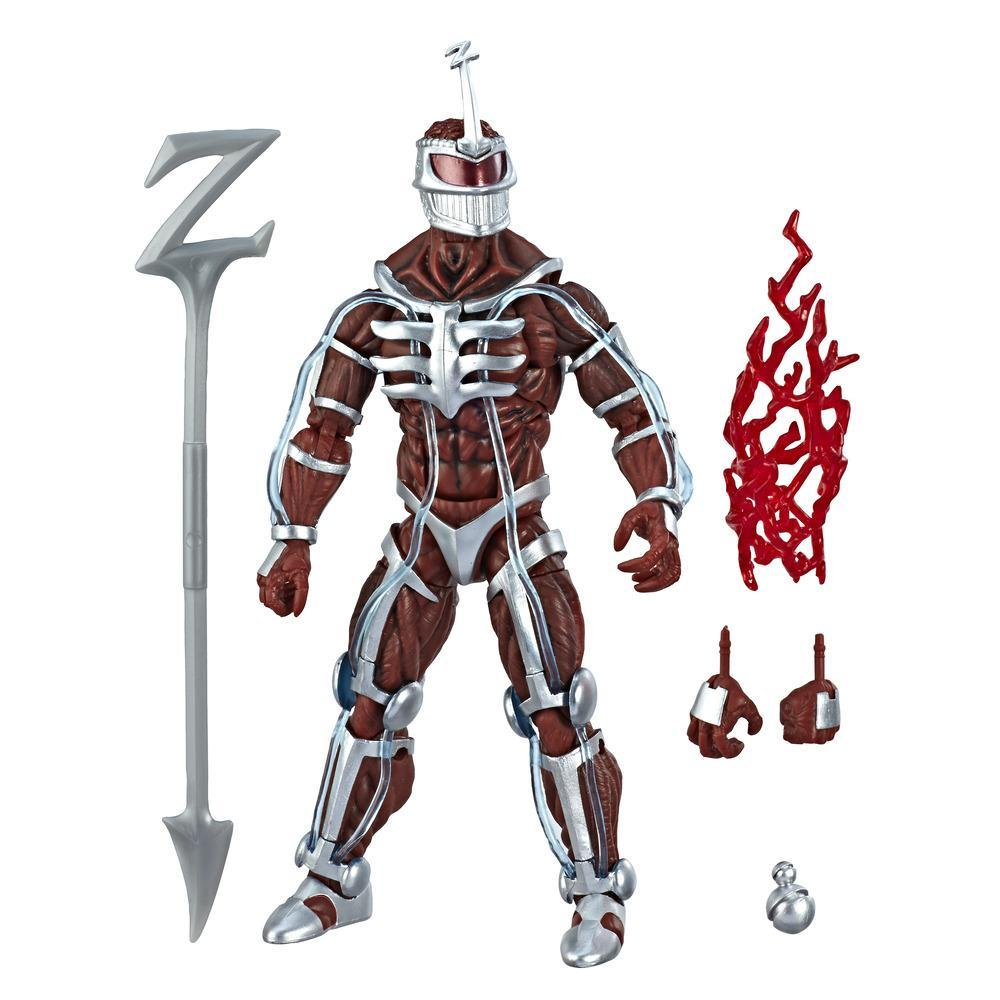 Power Rangers Lightning Collection - Mighty Morphin Power Rangers Lord Zedd - Figura de acción coleccionable de 15 cm