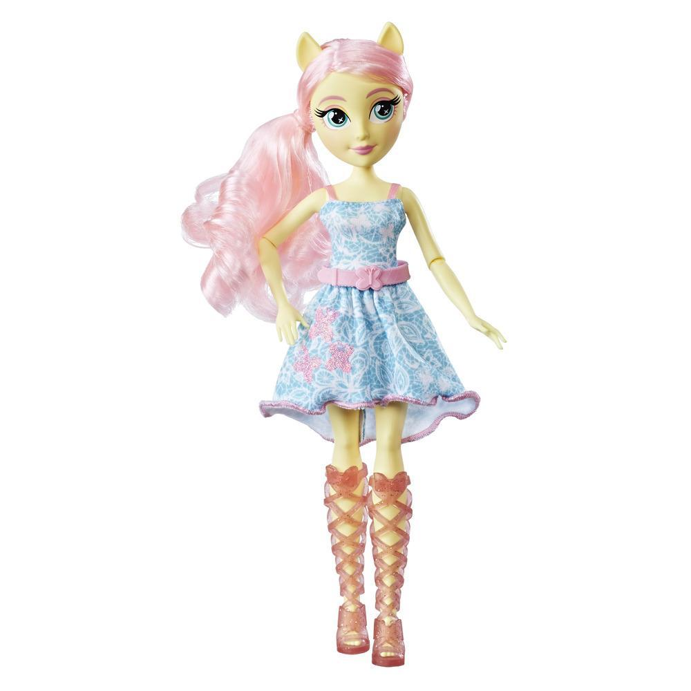 My Little Pony Equestria Girls Fluttershy - Muñeca estilo clásico