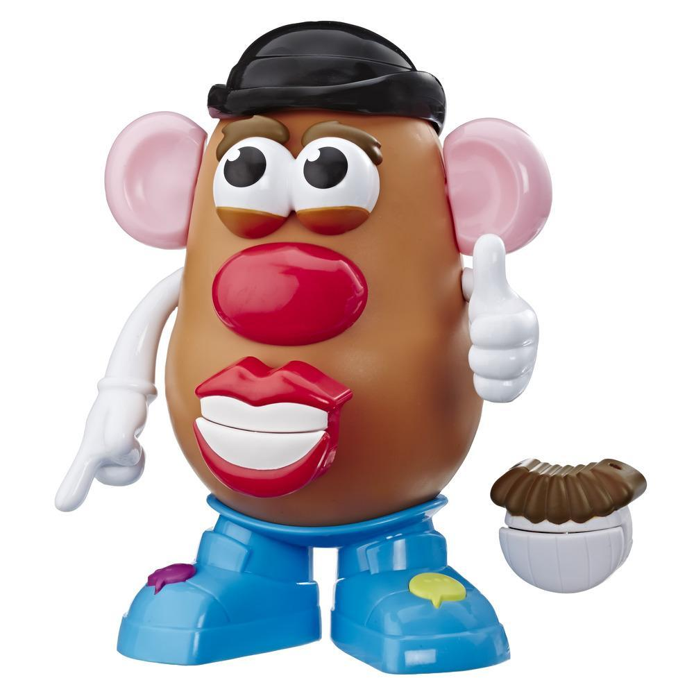 Playskool Mr. Potato Head Mr. Potato Parlanchín - Juguete electrónico interactivo