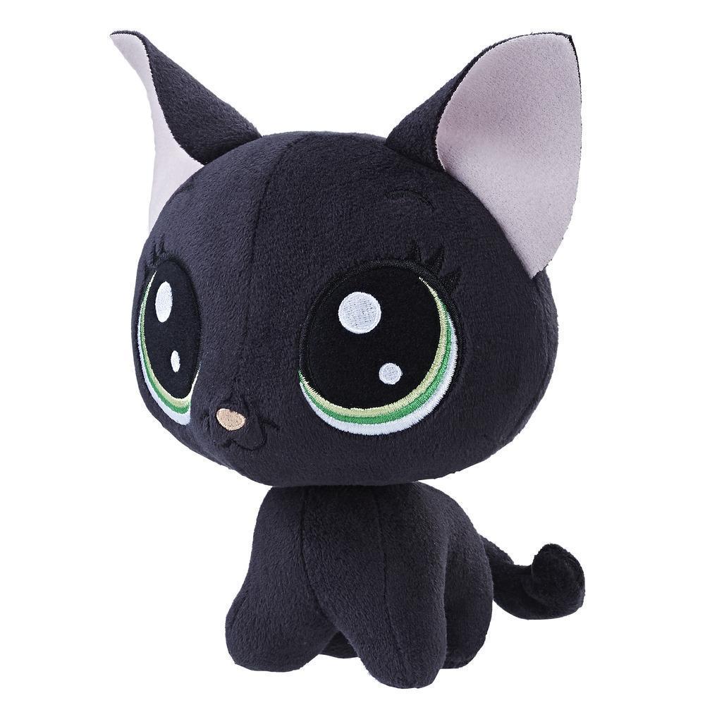 Littlest Pet Shop Peluche con cabeza móvil Jade Catkin