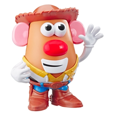Mr. Potato Head Disney/Pixar - Figura de Papa Woody de Toy Story 4