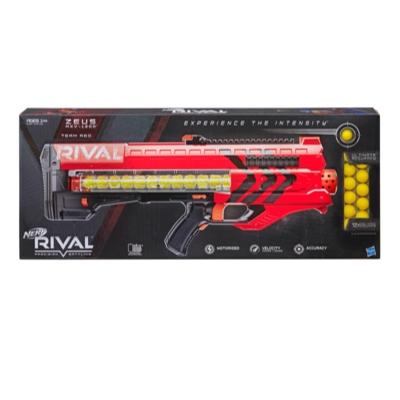 Nerf Rival Zeus MXV-1200 ROJO