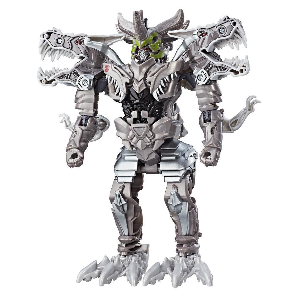 Transformers: The Last Knight - Turbo Changer armadura de caballero the 1 paso - Grimlock