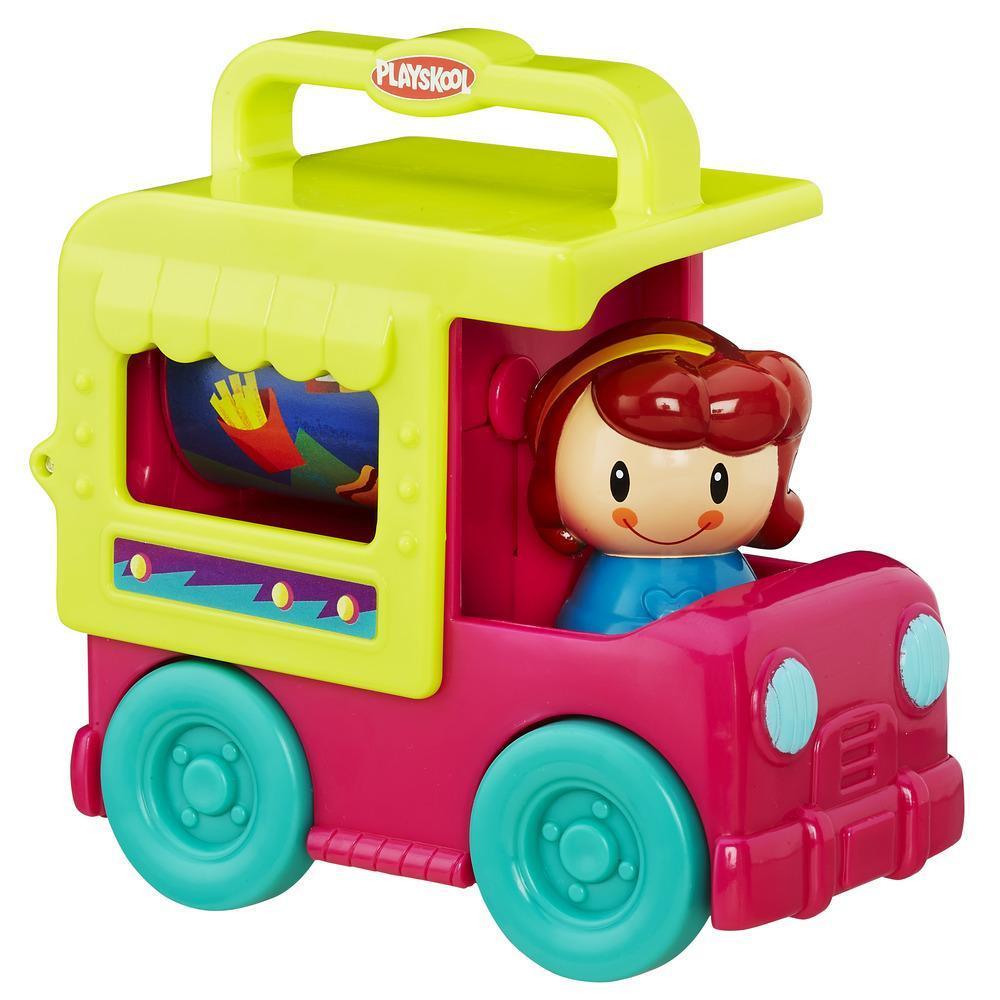 Camioncito de helados Cochecitos divertido de Playskool