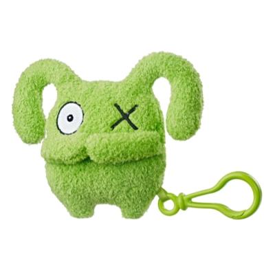 UglyDolls OX para llevar - Juguete de peluche, 12,5 cm de alto