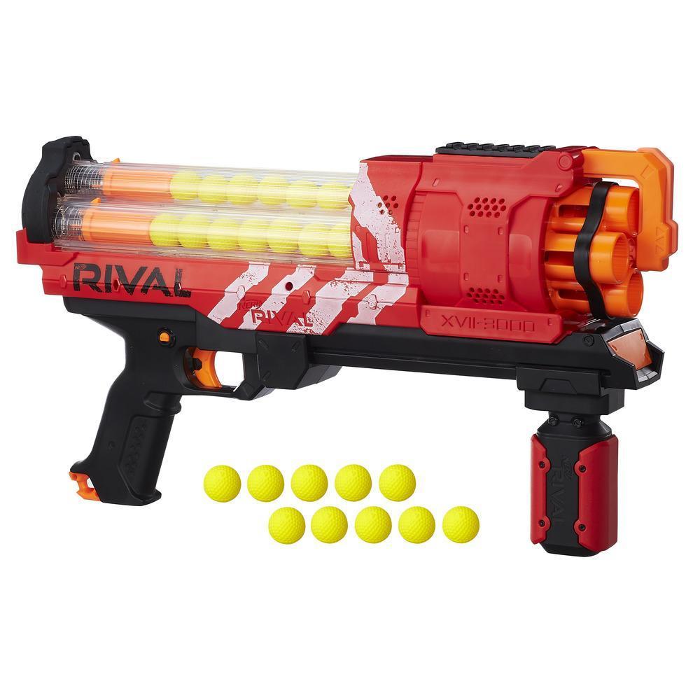 Nerf Rival Artemis XVII-3000 rojo