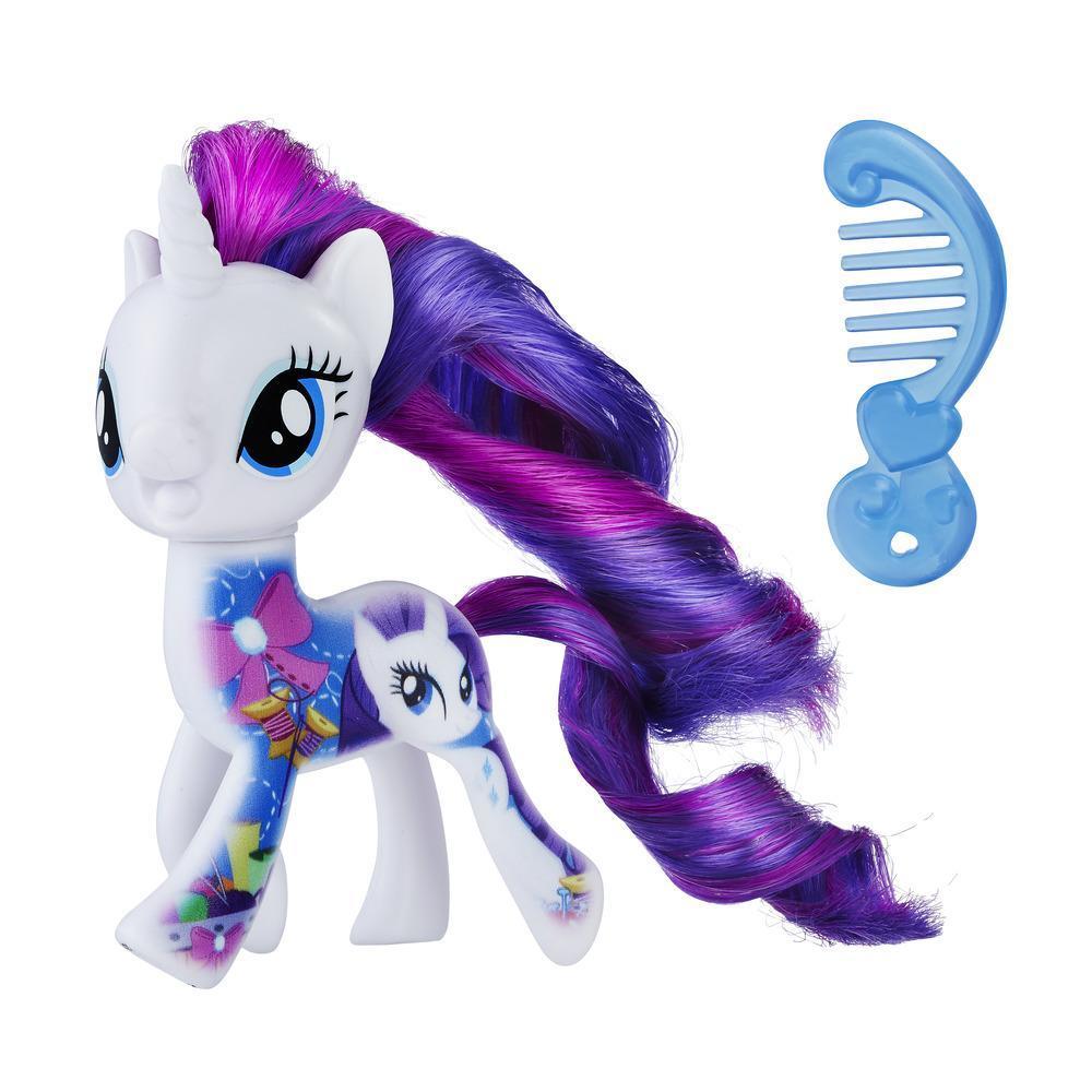 My Little Pony: La película - Todo sobre Rarity