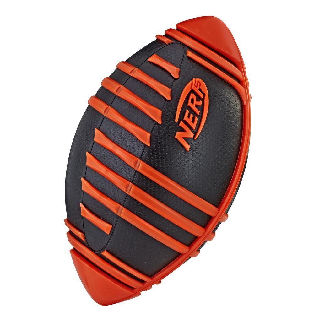 Nerf Sports - Balón de fútbol americano Weather Blitz (negro)