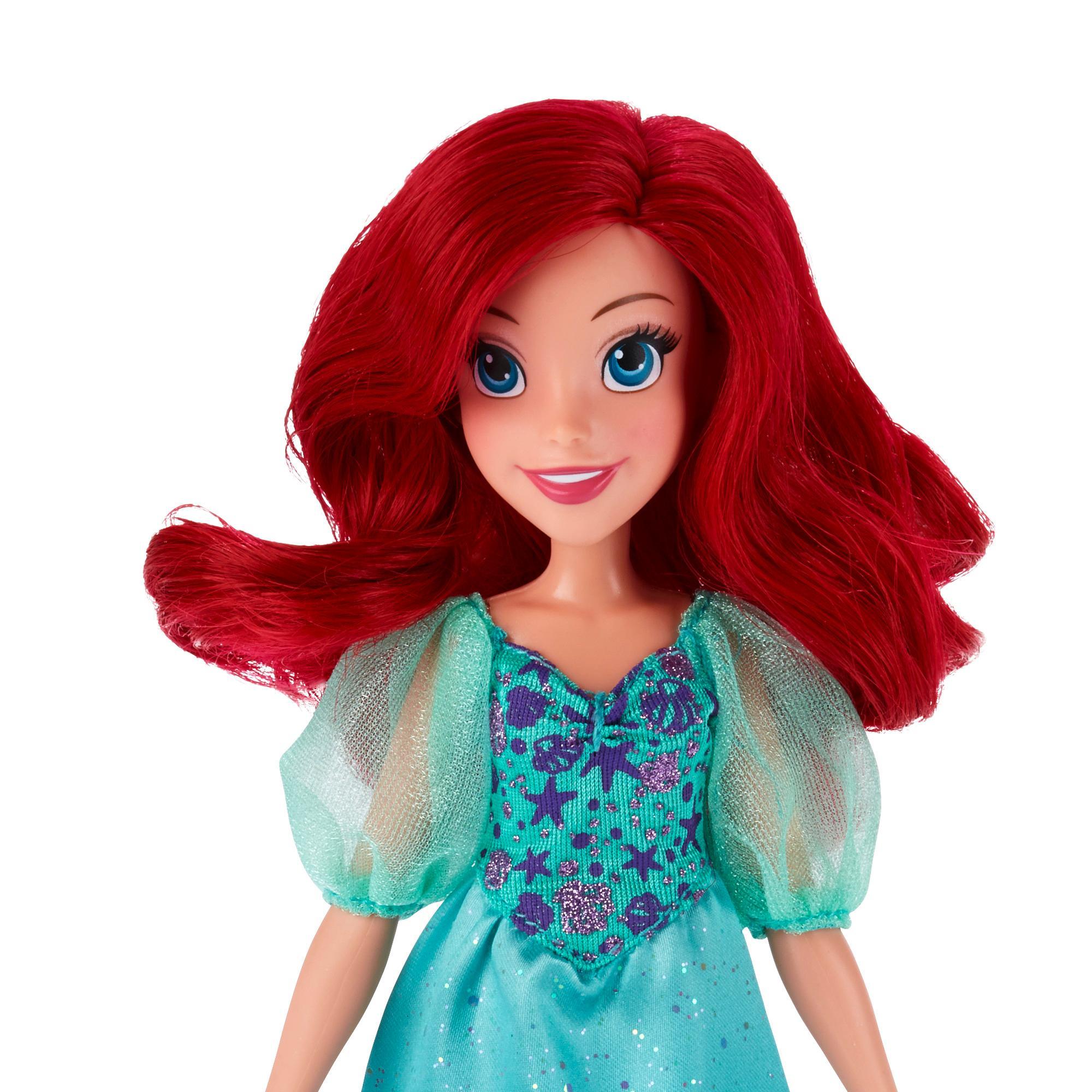 Muñeca de Ariel Royal Shimmer Disney Princess