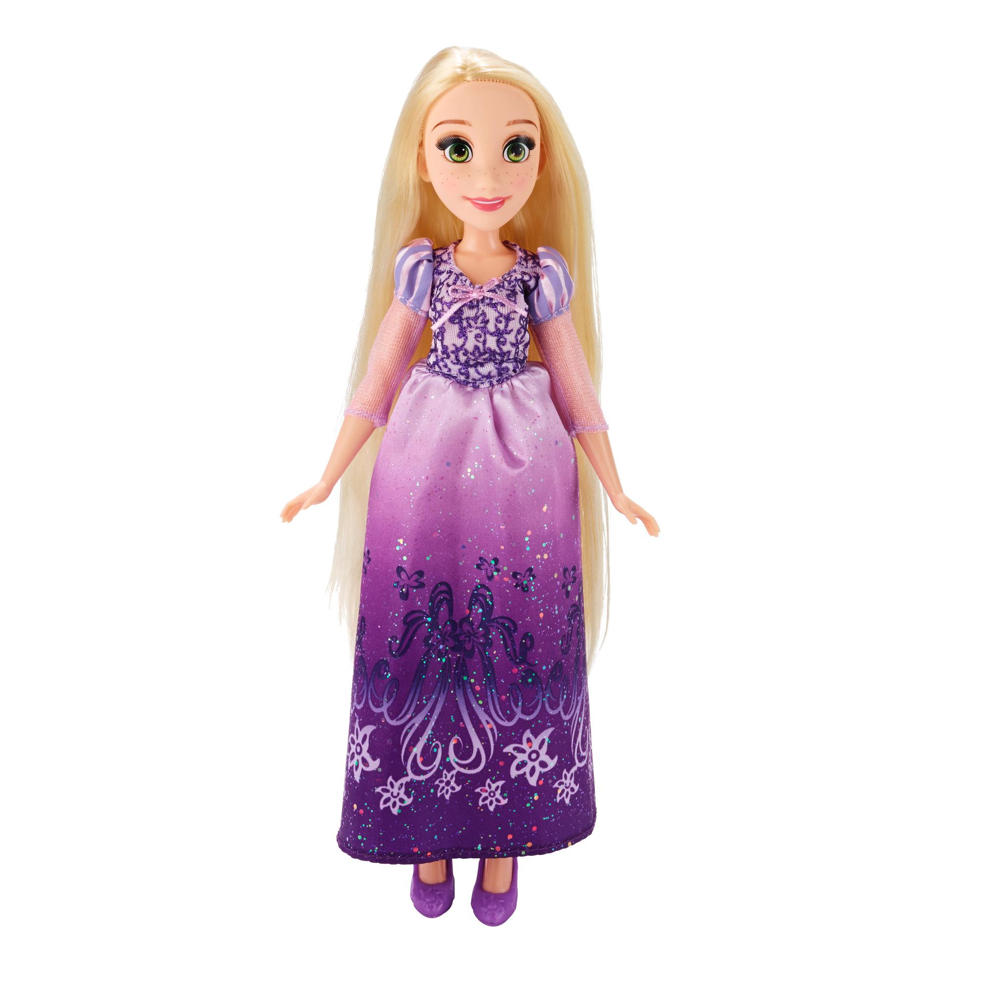 Muñeca de Rapunzel Royal Shimmer Disney Princess