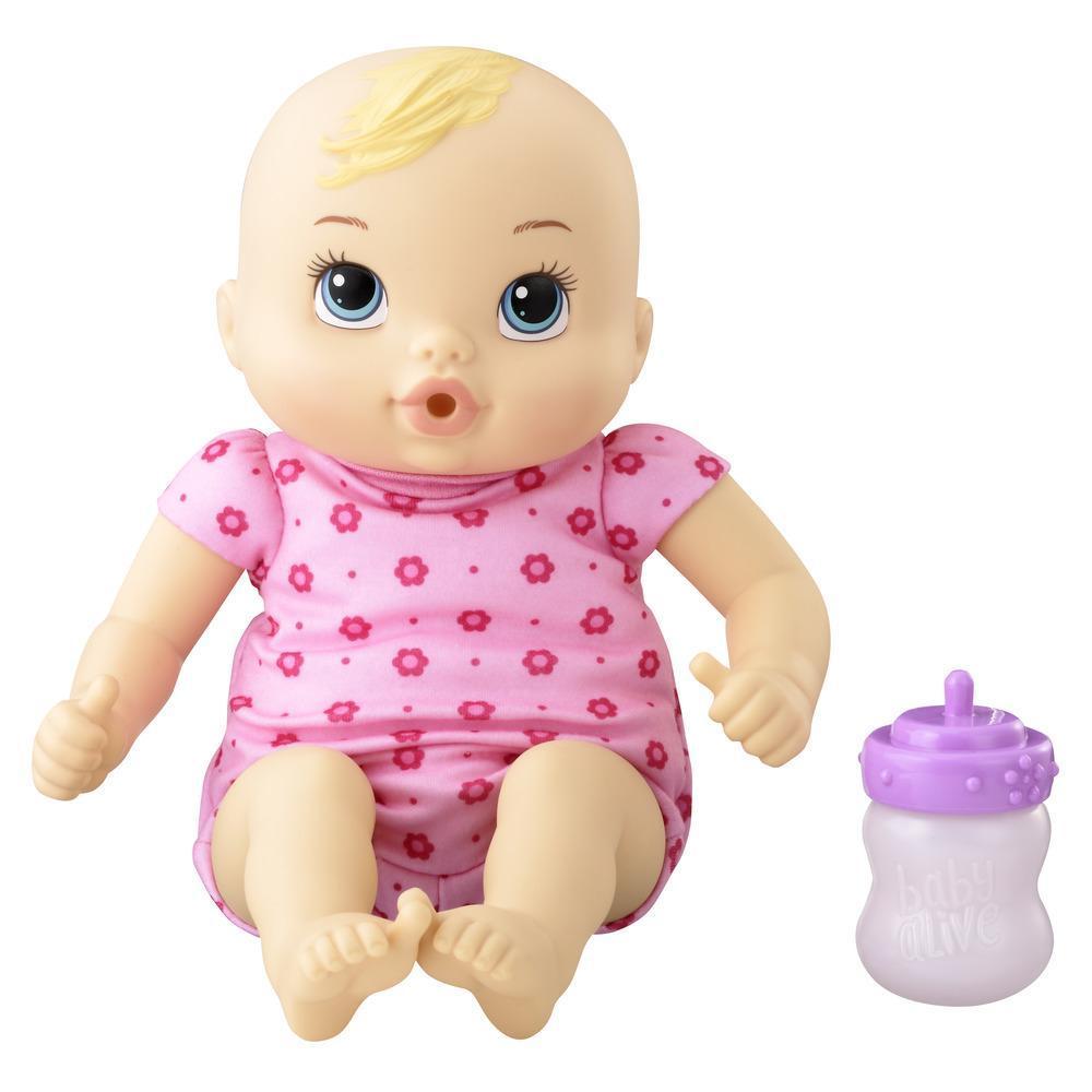Baby Alive Bebé Mimitos (rubia)