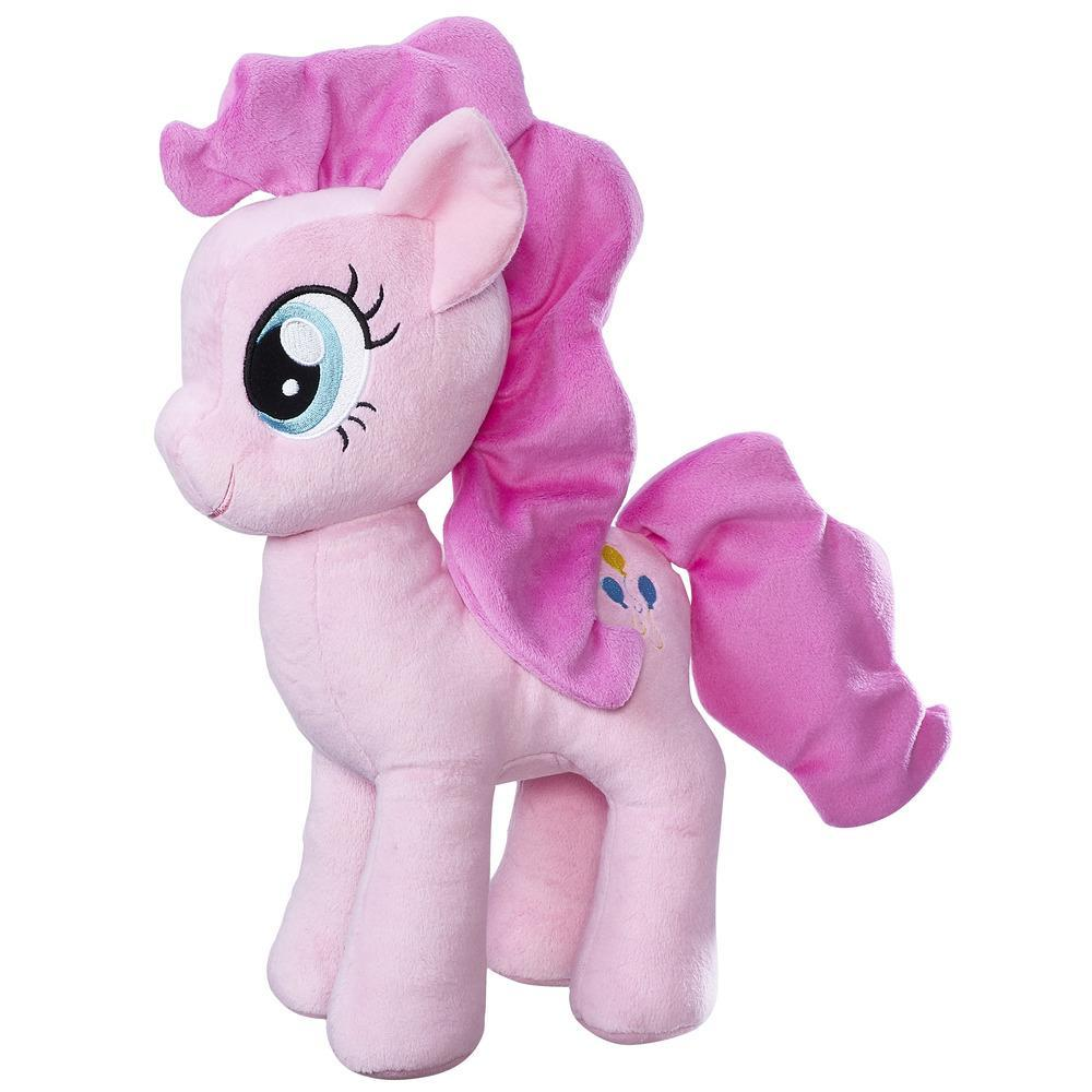 My Little Pony La magia de la amistad - Peluche para acariciar de Pinkie Pie