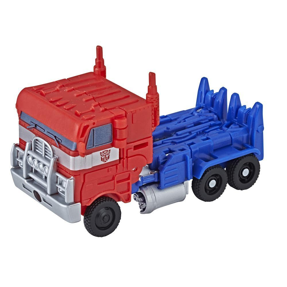 Transformers: Bumblebee - Figura de Optimus Prime Energon Igniters Serie Poder
