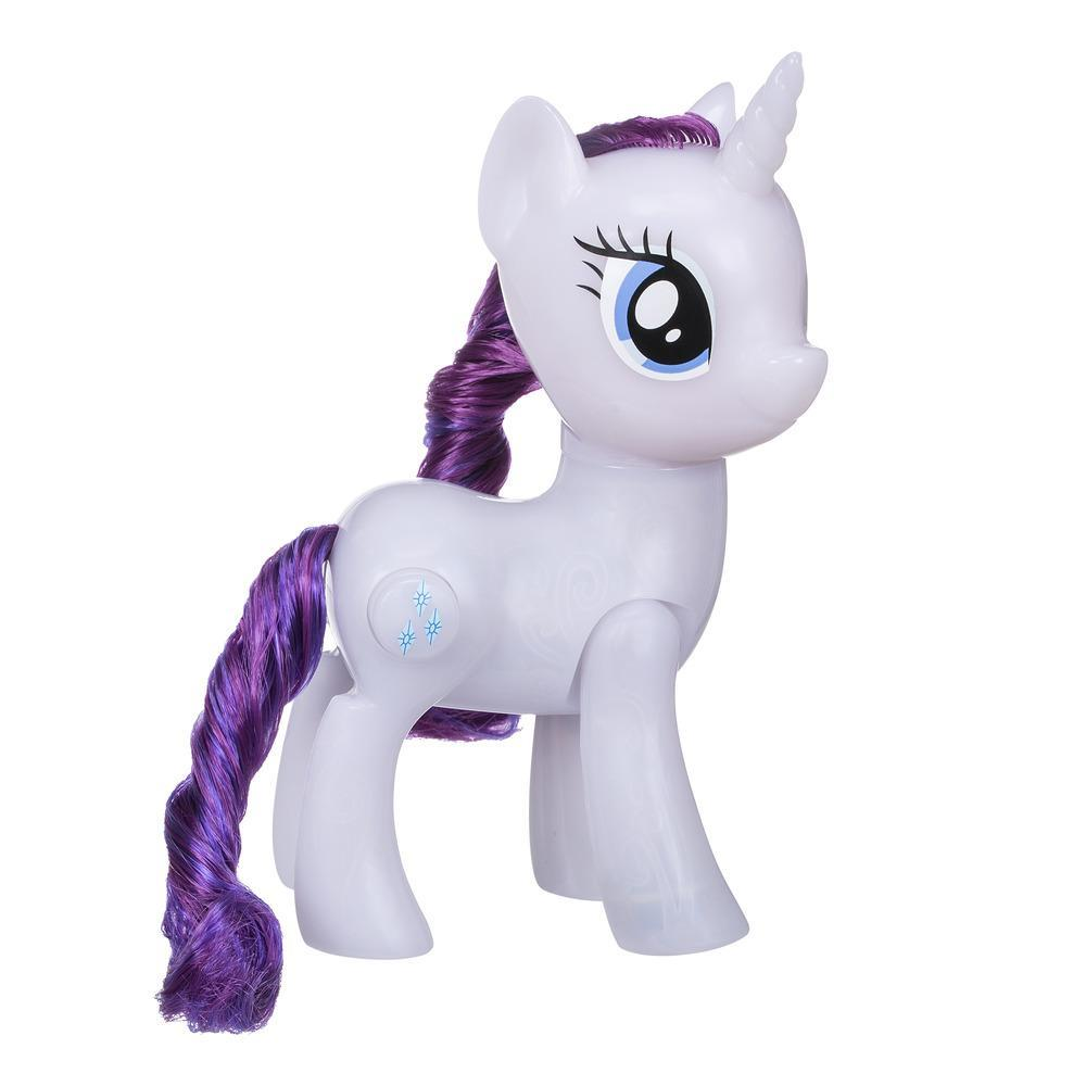 My Little Pony - Rarity Luminosa amistad