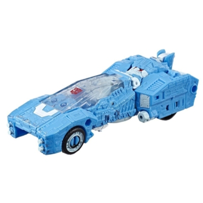 Juguetes Transformers Generations War for Cybertron - Figura de acción de WFC-S20 Chromia clase de lujo - Siege Chapter - Adultos y niños de 8 años en adelante, 14 cm