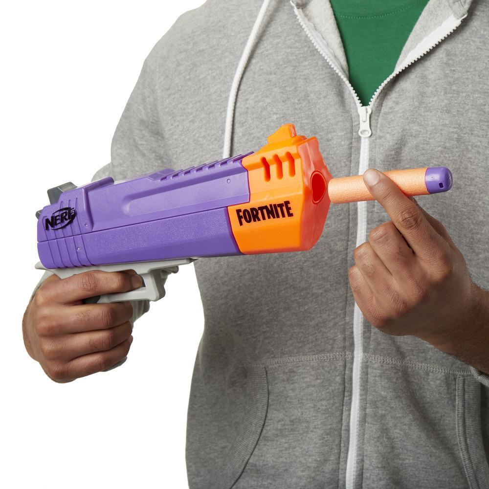 Nerf Fortnite Lanzador HC-E