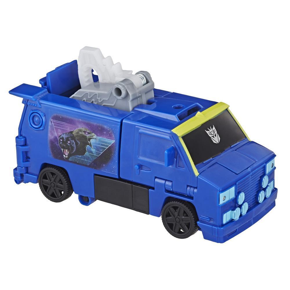 Transformers: Bumblebee - Energon Igniters Serie Poder extra - Figura de acción Soundwave – Juguetes para chicos