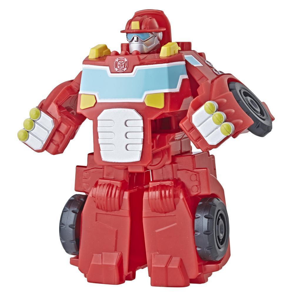 Playskool Heroes Transformers Rescue Bots - Heatwave el robot bombero