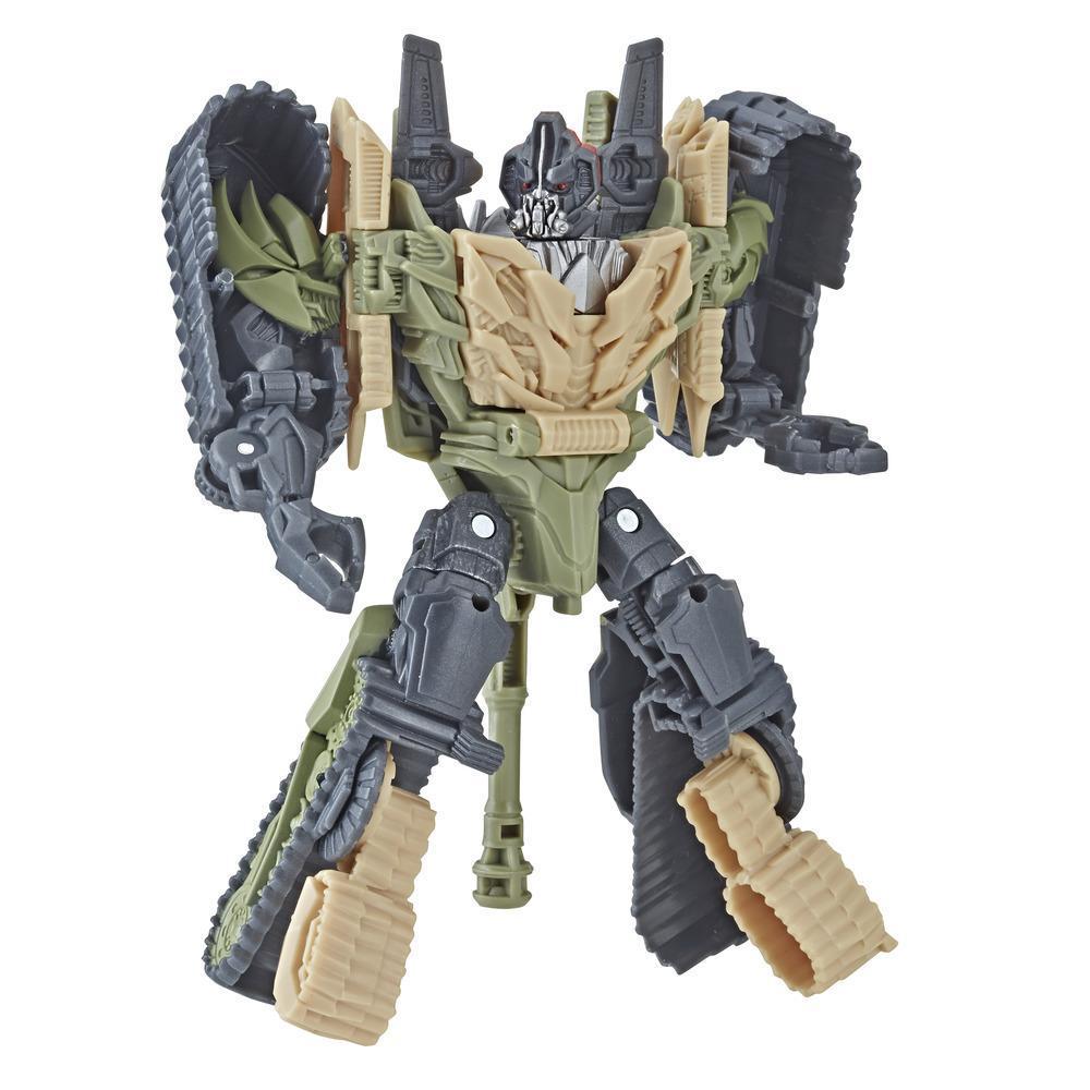 Transformers: Bumblebee - Figura de Blitzwing Energon Igniters Serie Poder