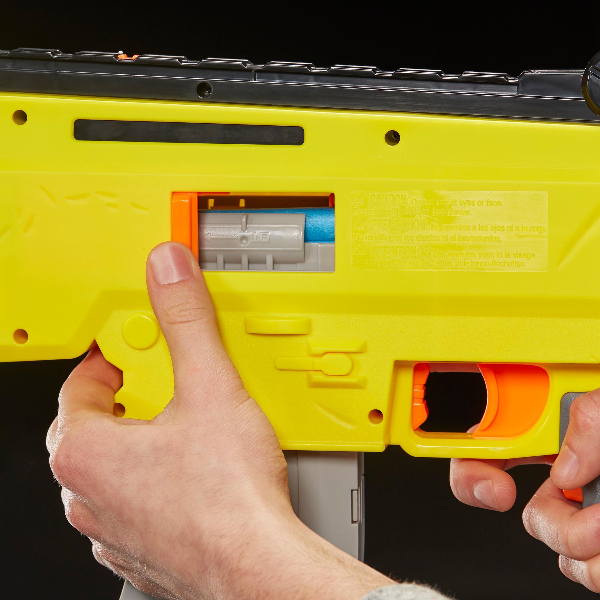 Lanzadardos Fortnite AR-L Nerf Elite
