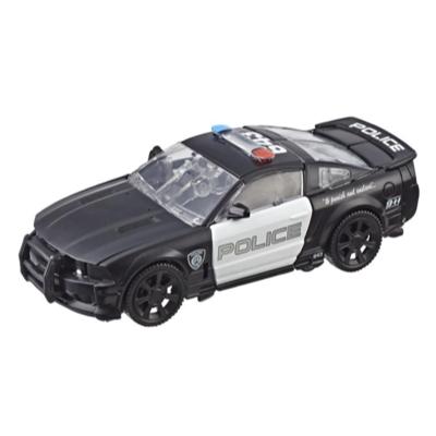 Transformers Estudio Series 28 - clase de lujo - Transformers película 1 - Figura de acción Barricade