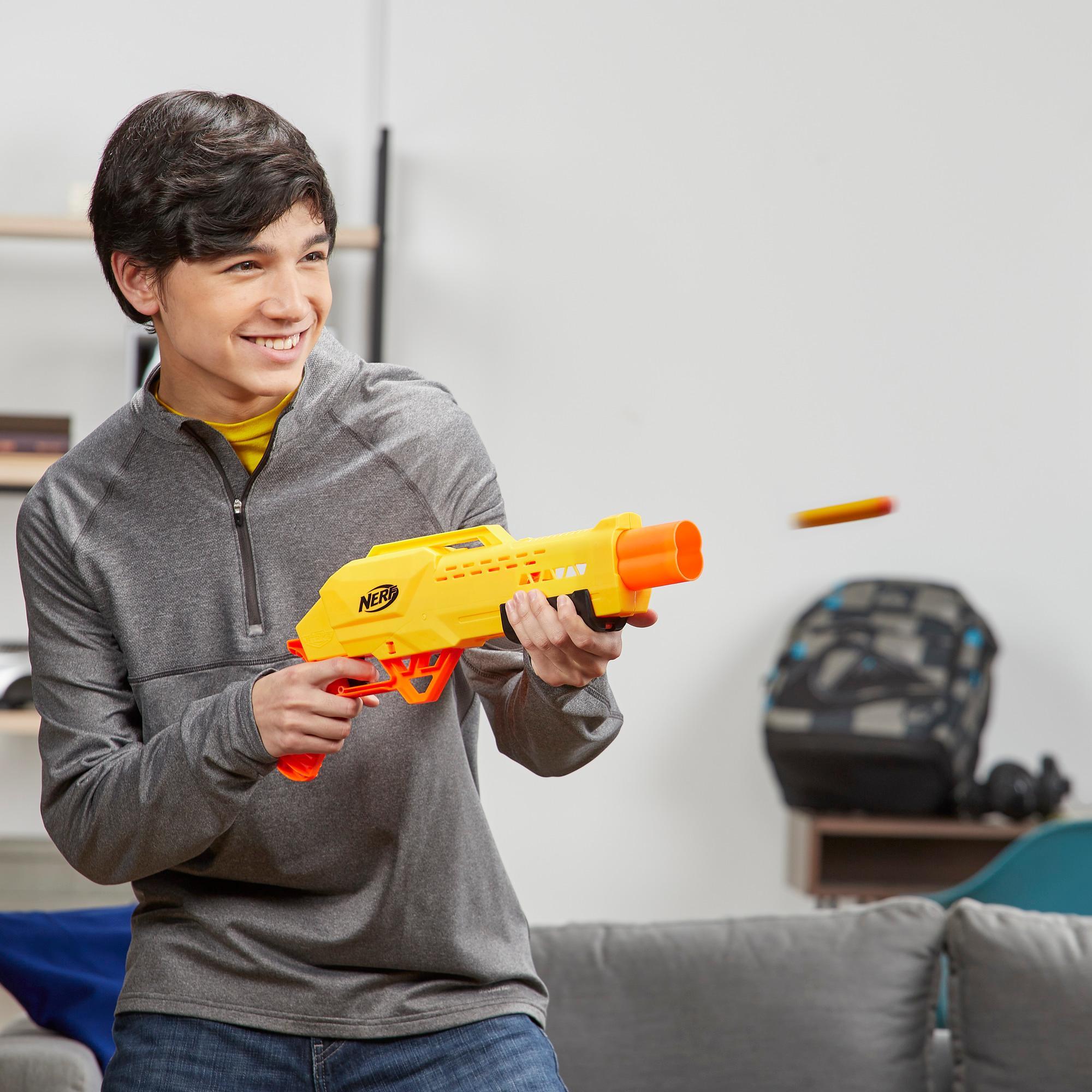 Lanzador de juguete Tiger DB-2 Nerf Alpha Strike