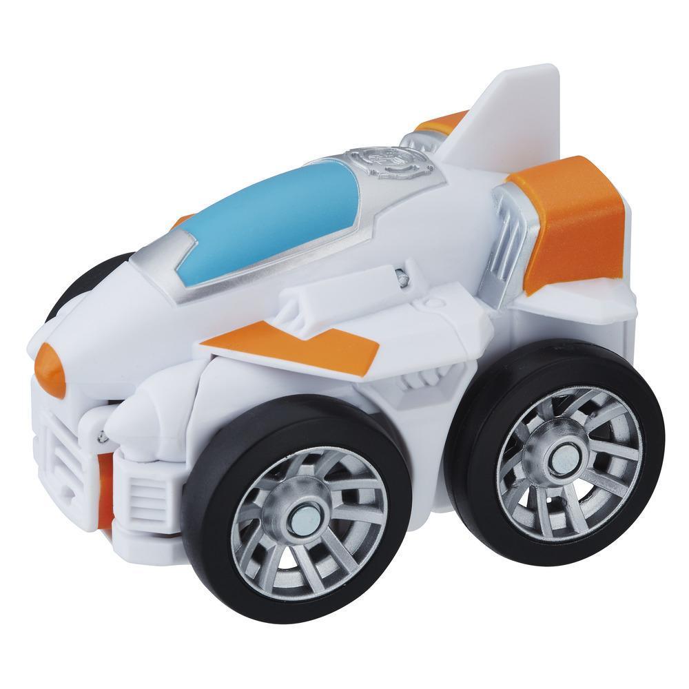 Playskool Heroes Transformers Rescue Bots - Flip Racers Blades Aeroespacial