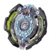 Beyblade Burst Evolution - Empaque de top individual - Quetziko Q2