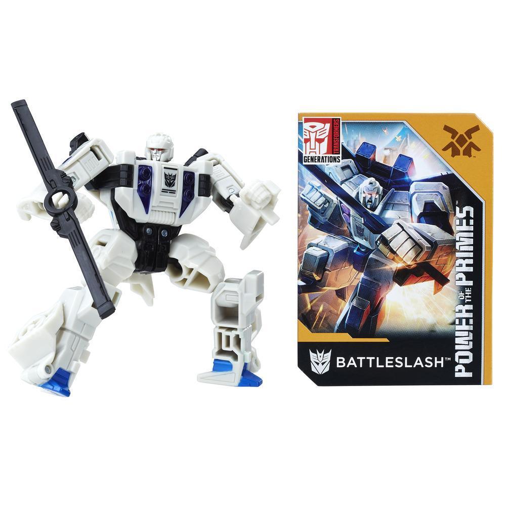Transformers: Generations -  Poder de los Primes - clase leyendas - Battleslash