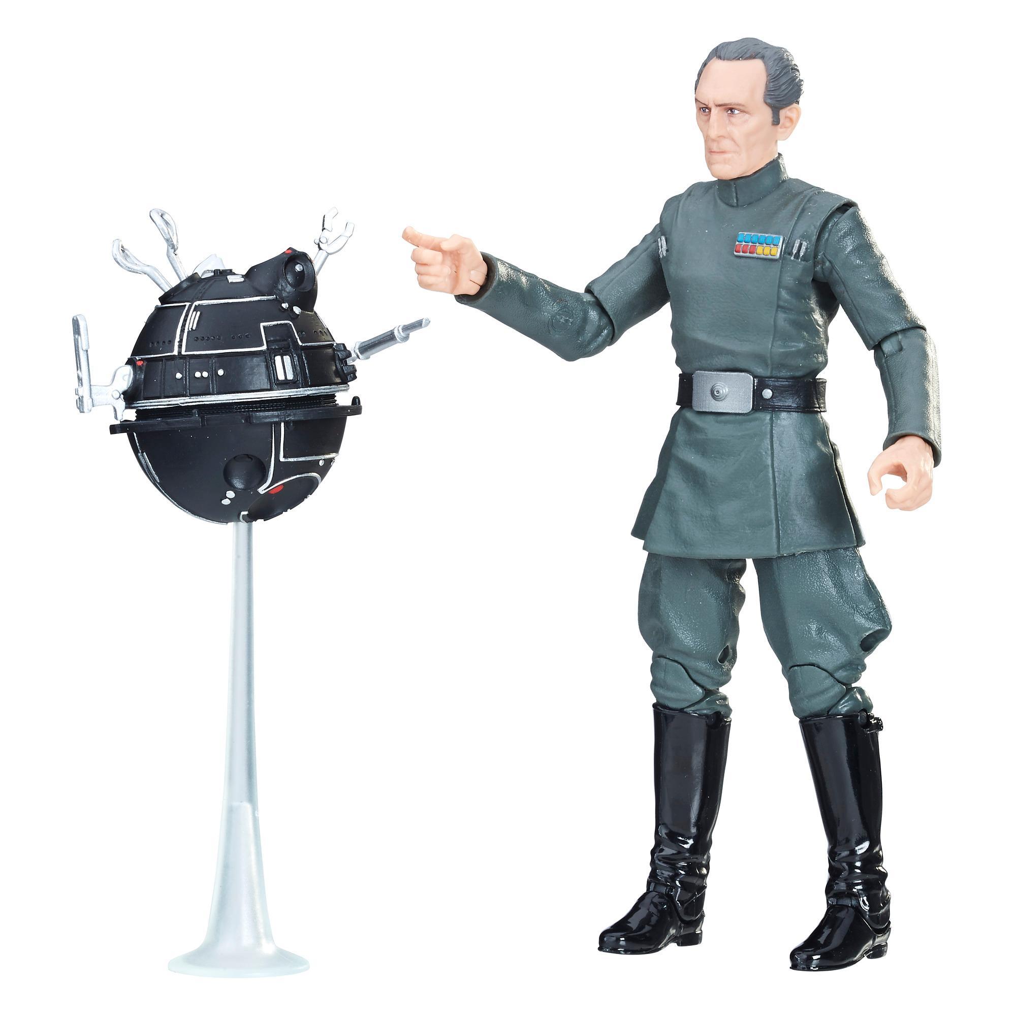 Star Wars The Black Series - Grand Moff Tarkin de 15 cm