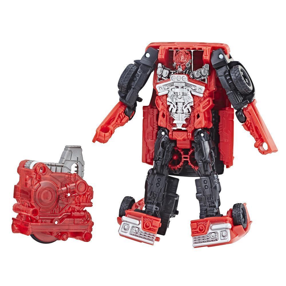 Transformers: Bumblebee - Figura de Shatter Energon Igniters Serie Poder extra
