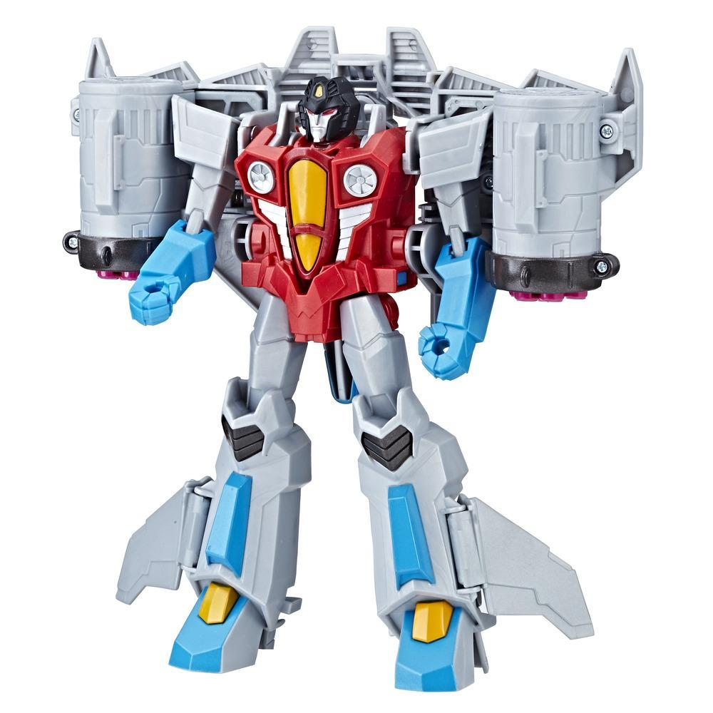 Transformers Cyberverse - Starscream clase ultra