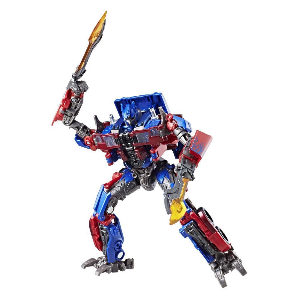 Transformers Estudio Series 05, clase viajero Película 2 Optimus Prime