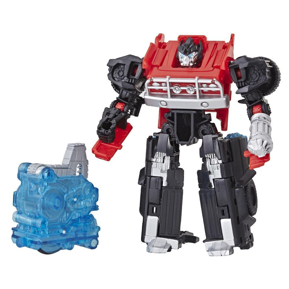 Transformers: Bumblebee - Energon Igniters Serie Poder extra - Figura de acción Ironhide – Juguetes para chicos