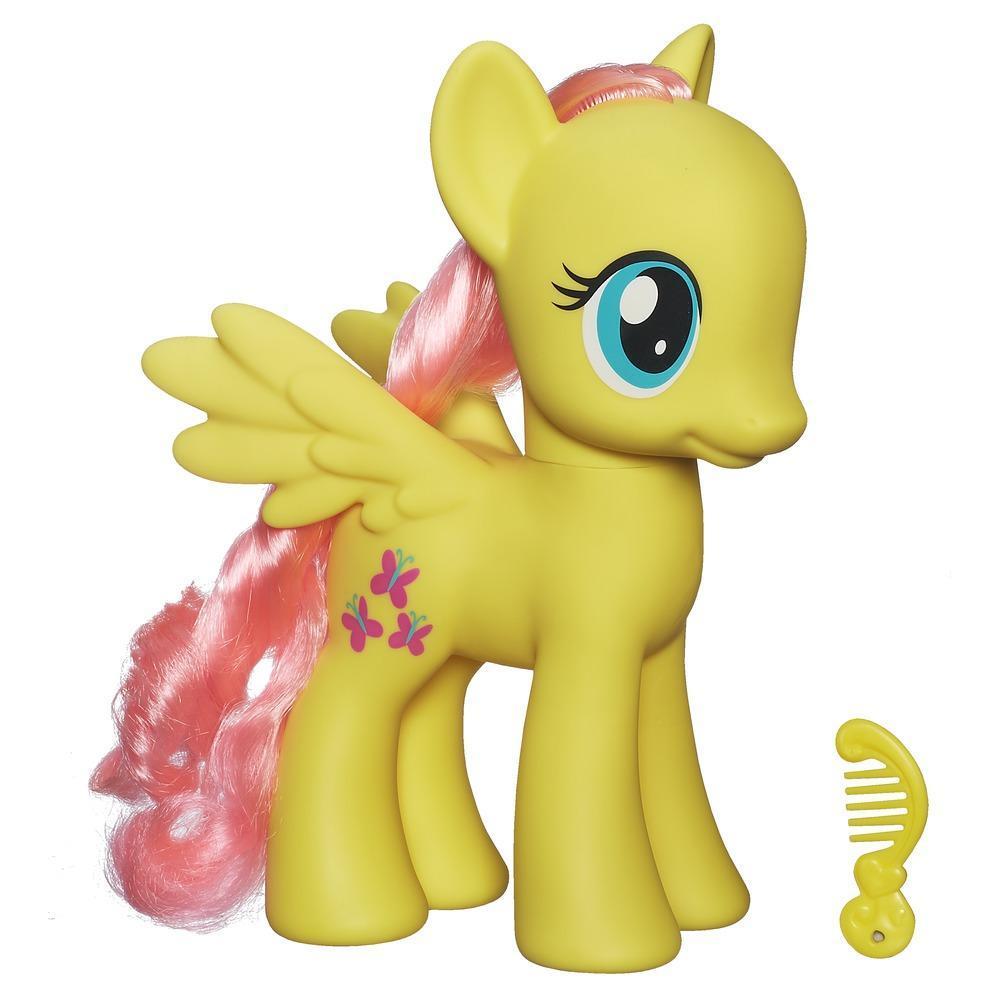 Figura pony Fluttershy de My Little Pony