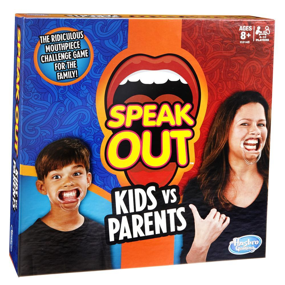 Juego ¿Qué Dijooo? Niños vs padres